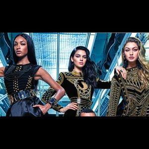 Host Pick BALMAIN x H&M 2015 Limited Edition Top